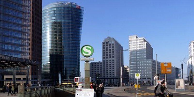 Haltestelle Potsdamer Platz