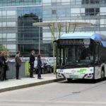 Weitere Tests des Urbino 12 hydrogen in Österreich