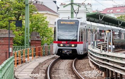 U 6 in Wien