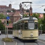 Wieder im Angebot: Nürnberger Stadtrundfahrt mit der Oldtimerlinie 13