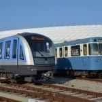 MVG erhält 22 weitere Metrozüge vom Typ C2