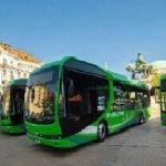 BYD liefert zehn E-Busse in Ungarn aus
