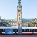 HOCHBAHN-Ausschreibung über bis zu 50 Brennstoffzellenbusse