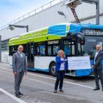 Bundesumweltministerium fördert E-Bus-Ausbau in Münster