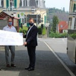 Busbuchten am Gummersbacher Rathaus werden barrierefrei umgebaut