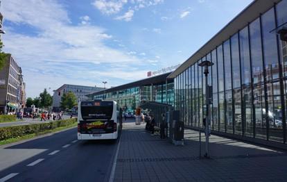 Hauptbahnhof Münster