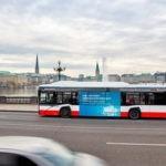 530 emissionsfreie Busse für Hamburg bis 2025