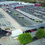 Ausbau des Betriebshofs Nord für E-Busse in Köln