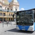 Pilsen: 92 Lion's City LE für ARRIVA Transport