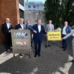 RMV bleibt langfristig am Standort Hofheim