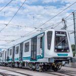 Siemens-Technik für die Linie 3 der Metro Sofia