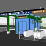 Baustart für zwei neue Aufzüge am Bahnhof Meidling in Wien