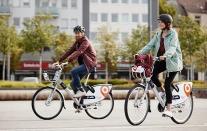Fahrradverleih in Bielefeld