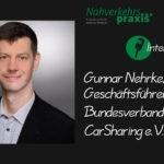 Exklusives Online-Interview: Carsharing-Nutzer steigen nicht auf eigene Autos um