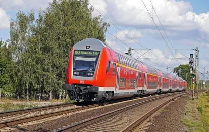 Regionalexpress der DB