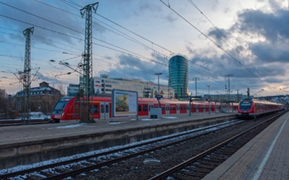 Bahnhof Vaihingen
