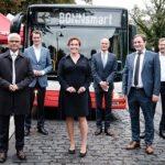 Erstes kontaktloses ÖPNV Ticketing-System in Deutschland