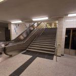 U-Bahnhof Spichernstraße in Berlin jetzt barrierefrei