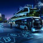 Wie man den Bus der Zukunft  denken könnte