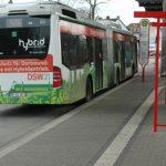 Der Bus ist ein sicheres Verkehrsmittel