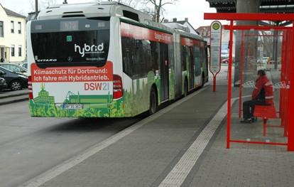 Bus in Dortmund