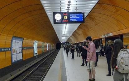U-Bahnhof Marienplatz in München