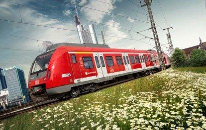 S-Bahn des RMV