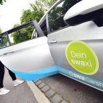 """Das """"swaxi"""" der Stadtwerke Augsburg kostenlos testen"""