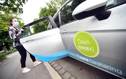 Ridesharing in Augsburg
