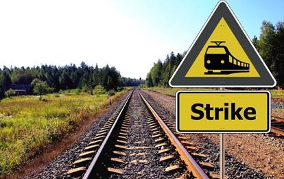 Streik im ÖPNV