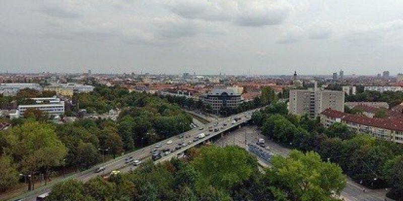 Stau in München