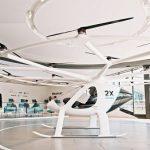 Volocopter bietet Reservierungen für erste kommerzielle Flüge an
