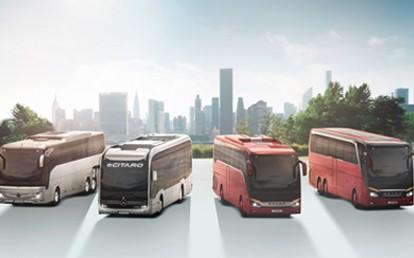 Die serienmäßig verbauten, vollautomatischen Klimaanlagen tragen wesentlich zur Erhöhung der Sicherheit der Insassen in den Bussen der Marken Mercedes-Benz und Setra bei.
