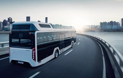 Caetano E-Bus