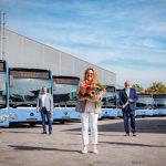 Busservice Watzinger erhält 22 Citaros