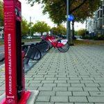 Fahrrad-Reparaturstationen in Freiburg