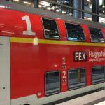 Der neue Berliner Flughafen-Express FEX