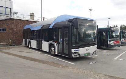 Solaris Wasserstoffbus Urbino 12 hydrogen