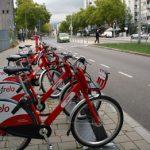 Freiburger Fahrradverleihsystem Frelo boomt