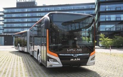 Die ersten Fahrzeuge der neuen Autobusgeneration gehen seit dem 26. Oktober 2020 in Linz schrittweise in den Linienbetrieb.