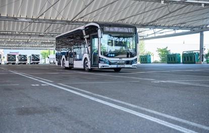 MAN E-Bus