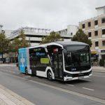 Wolfsburger Verkehrs-GmbH testet Lion's City E