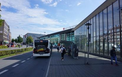 Münster, Umweltverbund