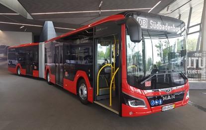 MAN-Hybridgelenkbus