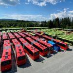 Unibuss hat Lion's City mit Biodiesel im Einsatz