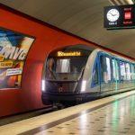 München: Neue U-Bahn erstmals im Einsatz