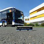 Jenaer E-Busse knacken 100.000 Kilometer-Marke