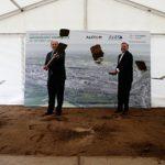 Erste Wasserstofftankstelle für Passagierzüge in Hessen