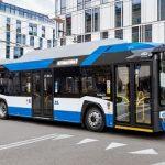 16 emissionsfreie Solaris Trollino 12 für Stadtwerke Solingen