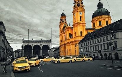 Taxen in München